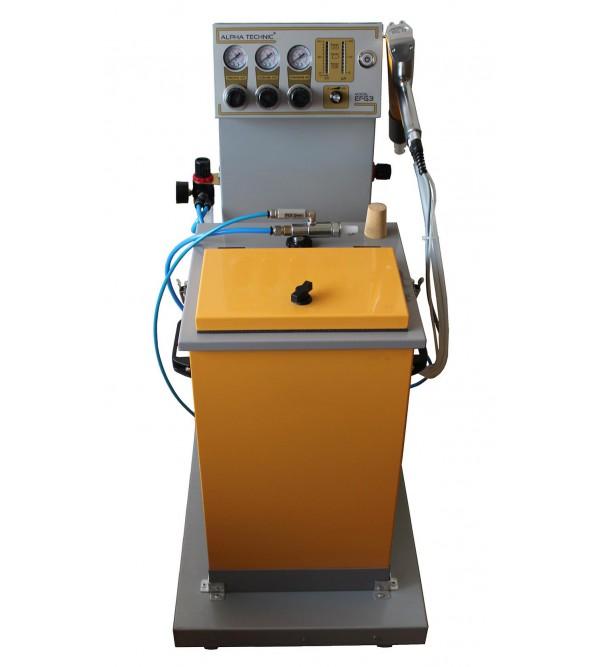 Alpha EFG3 Elektrostatik Toz Boya Cihazı, Alfa