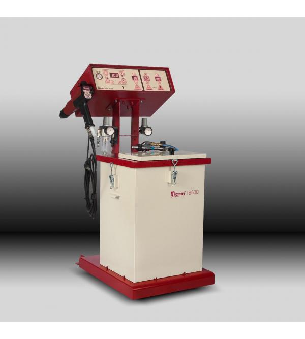 Micron B500 Elektrostatik Toz Boya Cihazı